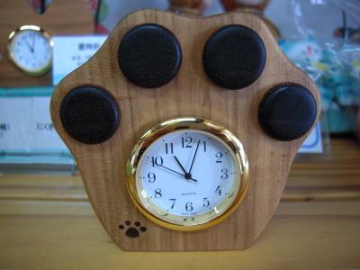 きかん舎時計