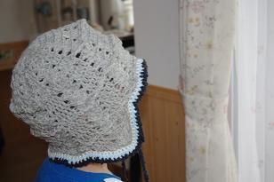ヨウちゃんの帽子