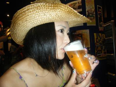 映画でビール