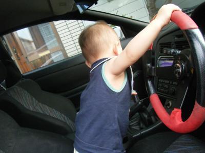 かける運転