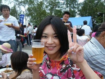 私はビール