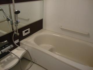 我が家の浴室