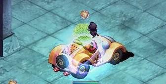 もじゃっと車