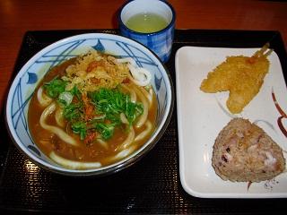 丸亀製麺・カレーうどん