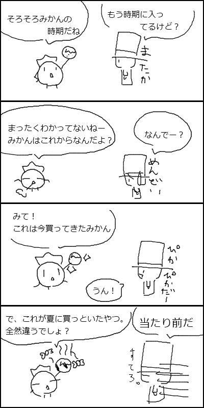 No.3  みかん