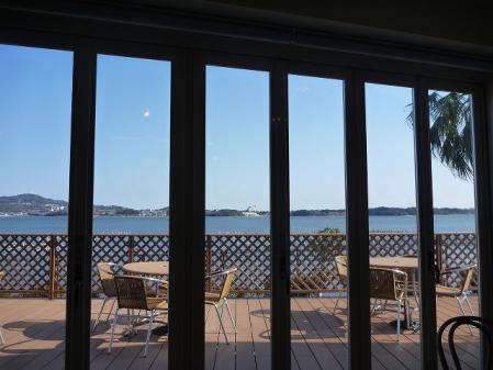 浜名湖レークサイドプラザ ドックカフェ