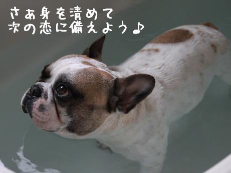 4.18 ラン後のお風呂