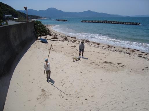糸島の海1