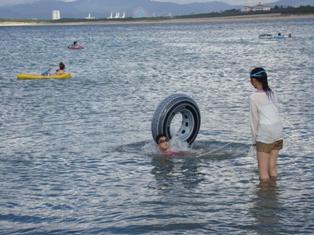トルチュ海水浴 志賀島