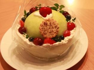 11.7 ケーキ