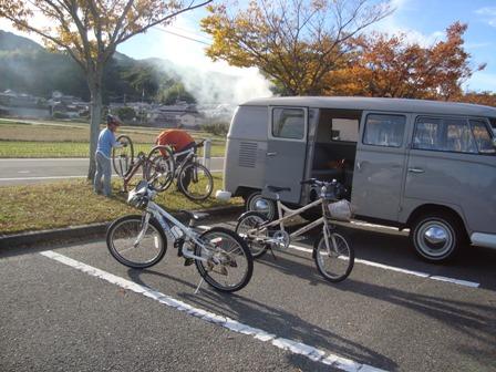 11.3自転車の準備 2