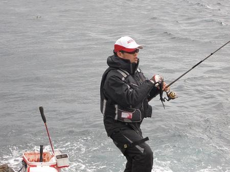 2011クロ釣り王者ファイナル04