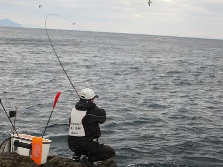 2011クロ釣り王者ファイナル01