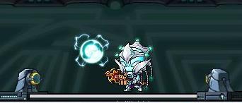 エネルギー球を攻撃