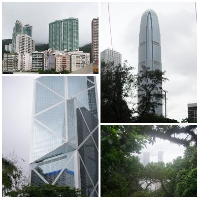 Hong Kong 街
