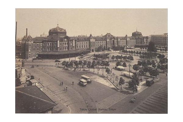 東京駅戦前