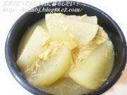 大根とホタテの中華風煮物