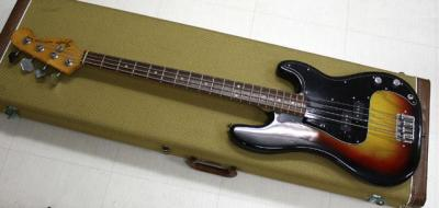 FENDER 1978 Precision Bass SB/R