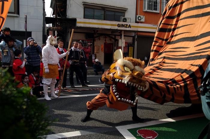 飯田お練り祭り