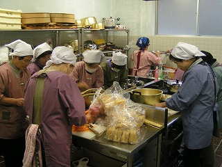 上川の頼れる主婦たち