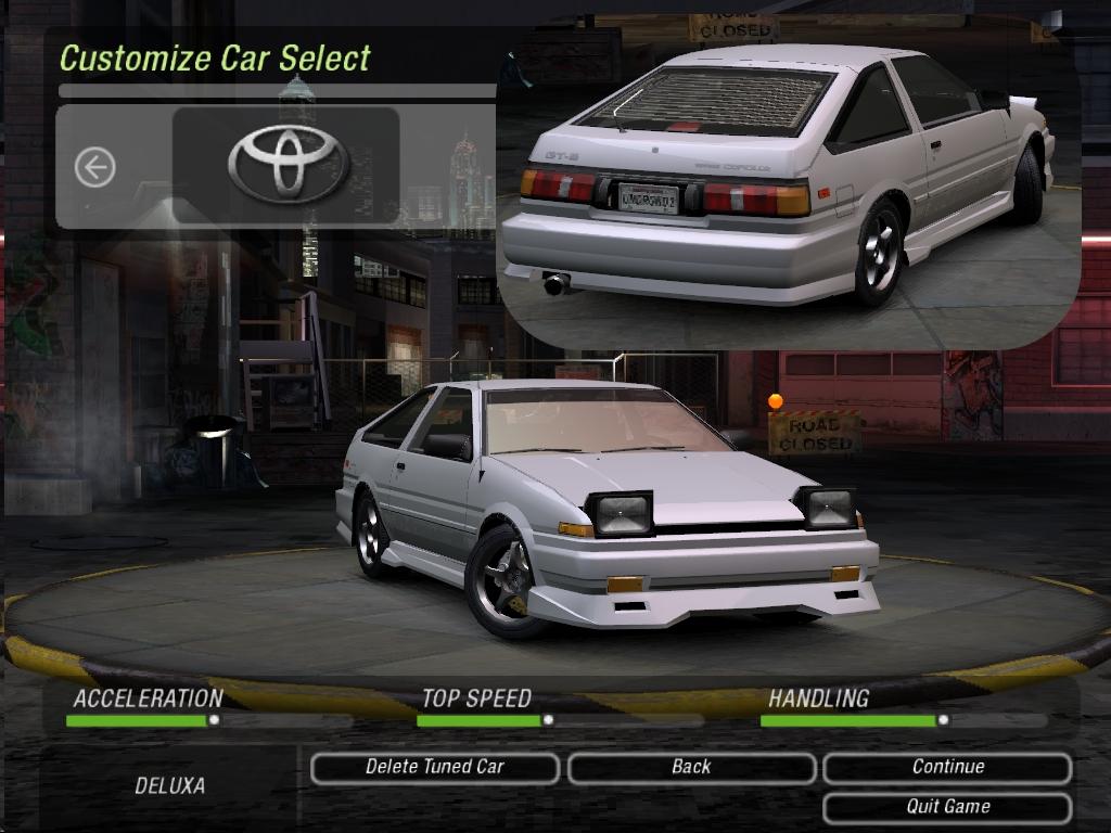 Corolla GT-S