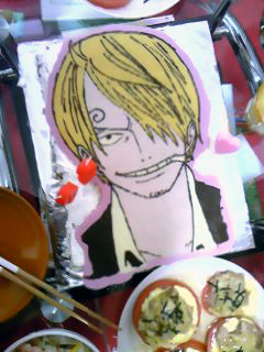 サンジケーキ