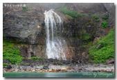 カムイワッカの滝のコピー
