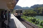 飯田線からかさ駅2a