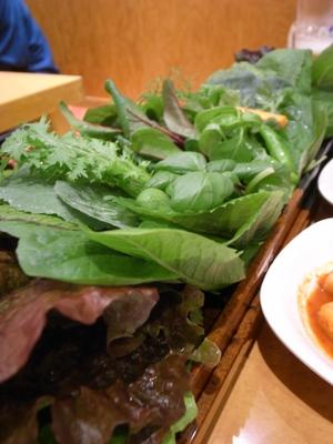 野菜たっぷし