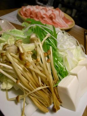 野菜もうまい