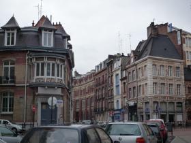 une rue de lille