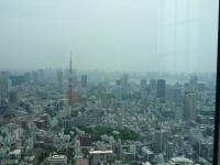 六本木ヒルズから東京タワーP1010461_convert_20100527112710