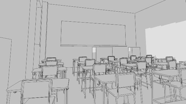 教室111