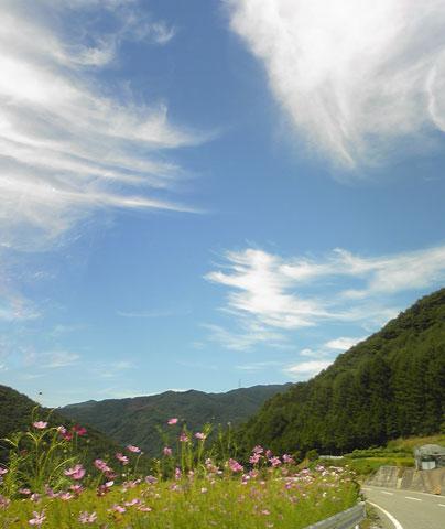 2010.9.3国少からの帰り道