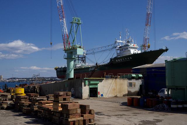 ④館山造船所