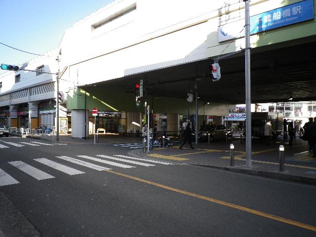 0106の千歳船橋駅