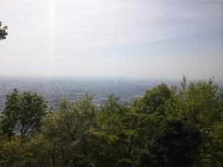 枚岡展望台