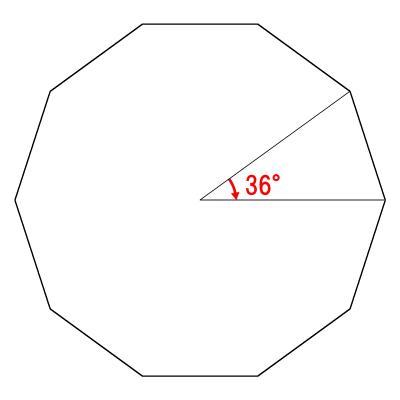 10角形の場合
