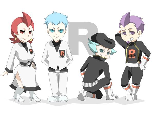 ロケット団
