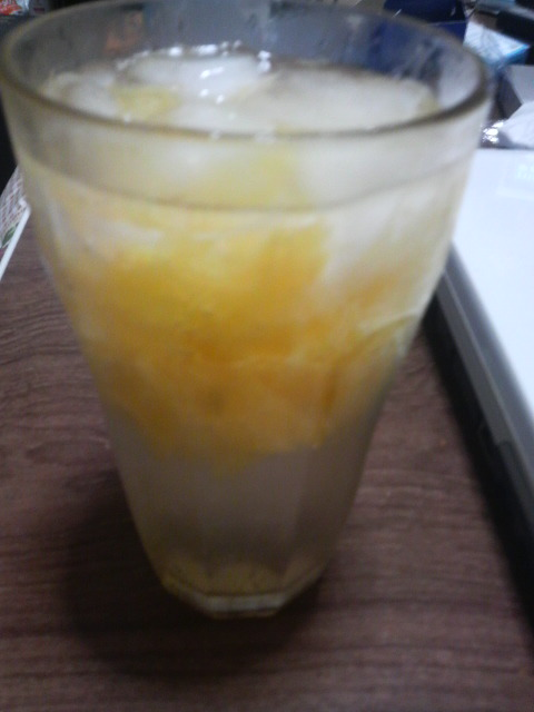 みかん+梅酒