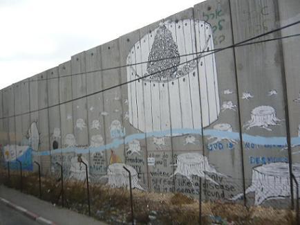 パレスチナ分離壁
