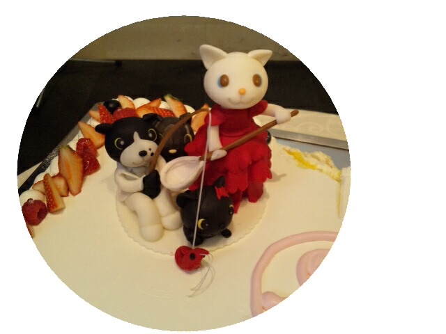 まーちゃん結婚式 3