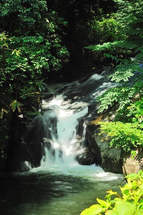 竜宮上の滝