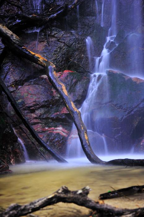笏賀の不動滝1