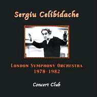 Celibidache with London Symphony Orchestra