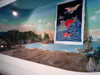 鯛の裏展示2