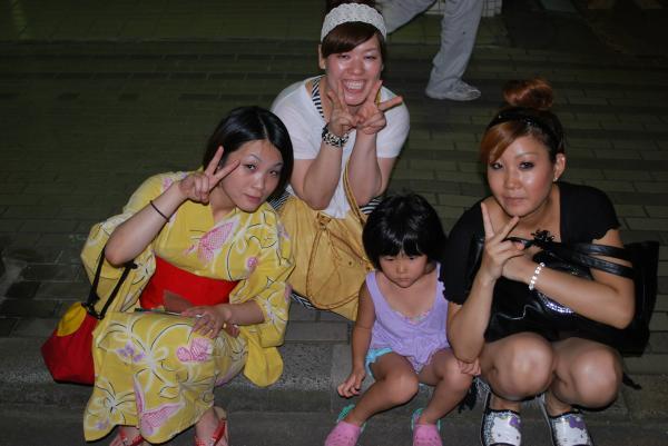 2010水原祭り・見学ツアーメンバー