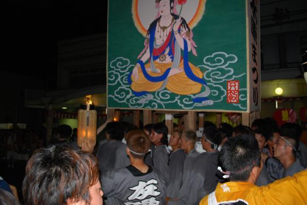 2010水原祭り・灯篭ライブ②