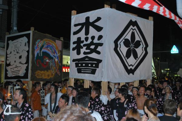 2010水原祭り・灯篭ライブ④