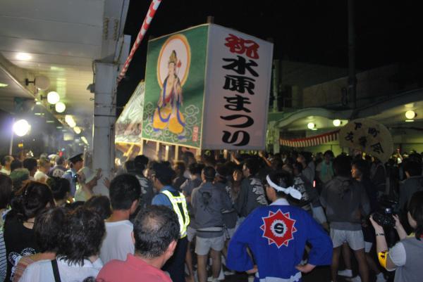 2010水原祭り・灯篭ライブ⑥